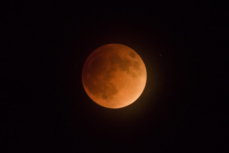 Eclipsed: My Experience Watching the Super Blue Blood Moon