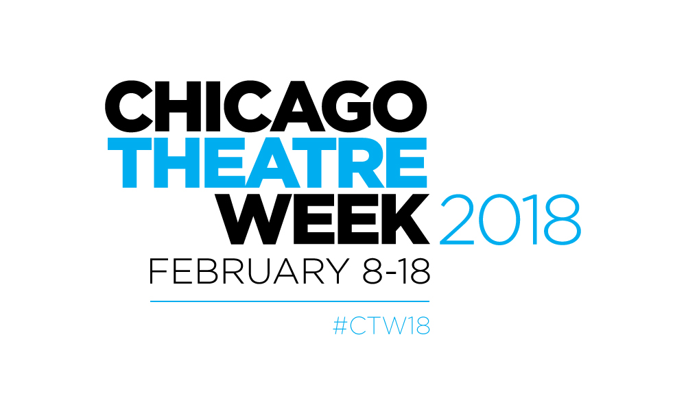 Banner for Chicago Theatre Week this year.