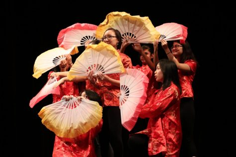 Annual International Night Held on Tuesday Night