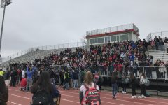 Breaking News: Niles West Students Organize Walkout to Protest Gun Violence