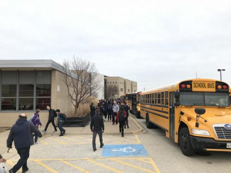Breaking News: Niles North Evacuated to Niles West