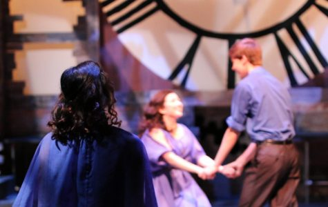 "Niles West To Perform ""Machinal"" This Weekend"