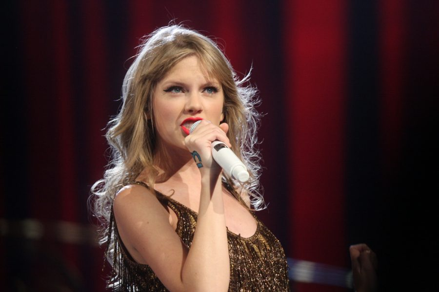 Country-turned-Pop sensation Taylor Swift