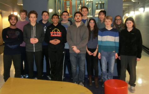 Several members of Niles West's academic WYSE team will be advancing to the state level in April.