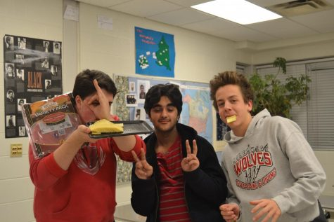 West's Scholastic Bowl Team Ends Season with Conference Competition Win