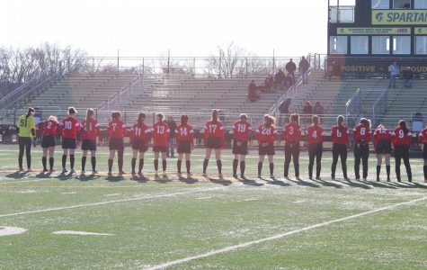 Girls Varsity Soccer Preview 2018