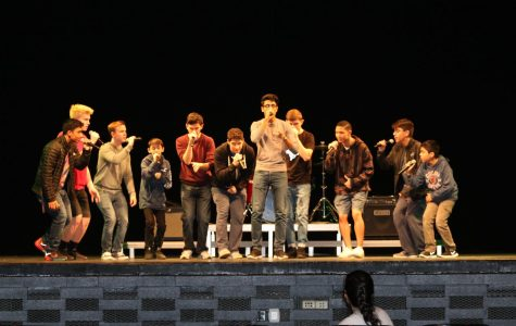 Variety Show to be Held Tomorrow