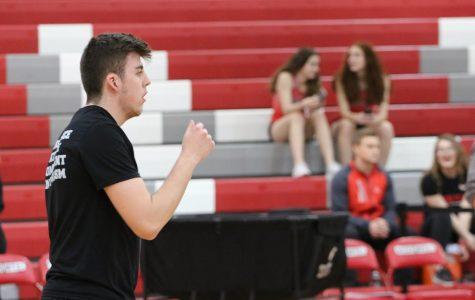 Nikola Dimitrijevic: New Freezer, Varsity Volleyball Captain