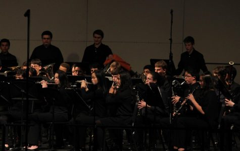 Spring Band Concert to be Held On Wednesday