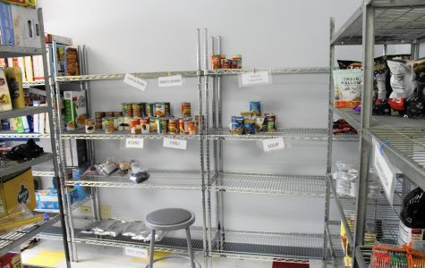 This Easter season, consider donating money to food pantries, such as the Niles Township Food Pantry above, rather than canned goods.