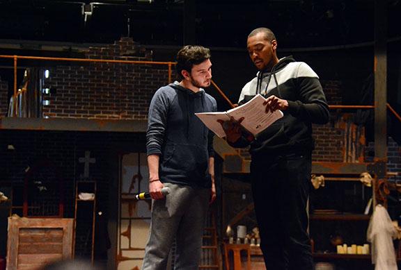 Hamilton Star Surprises West Students