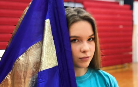 Agata Soltys and the Color Guard Community