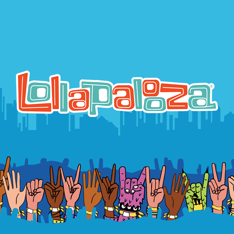 Lollapalooza+2018+will+be+held+August+2-5+in+Grant+Park+in+downtown+Chicago.