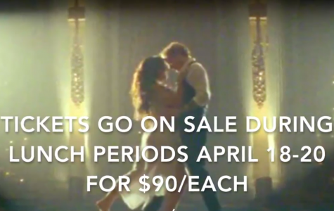 Reminders About Prom Ticket Sales