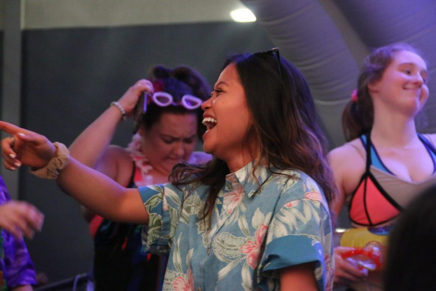 Dance Marathon Raises over $80,000