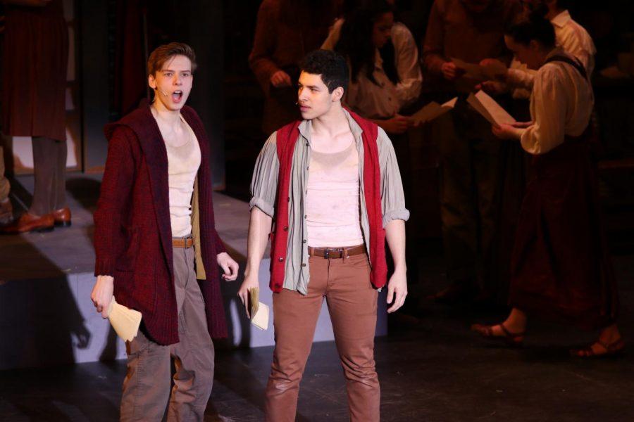 Les Miserables Leaves Audience Breathless