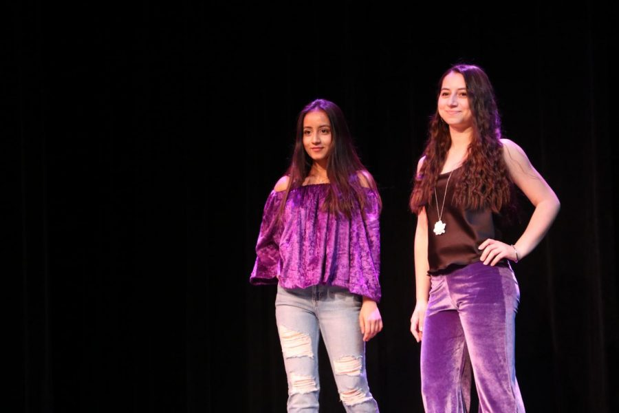 Niles West Student Fashion Show