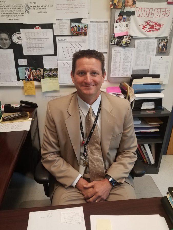 Tim Dykes: A Caring Educator