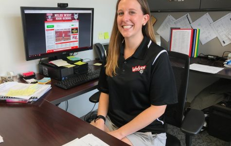 New Alpha in the Wolf Den: Athletic Director Dana Krilich