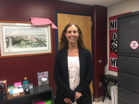 Dr. Amy Tucker: Dean of Students and Doctor of Psychology