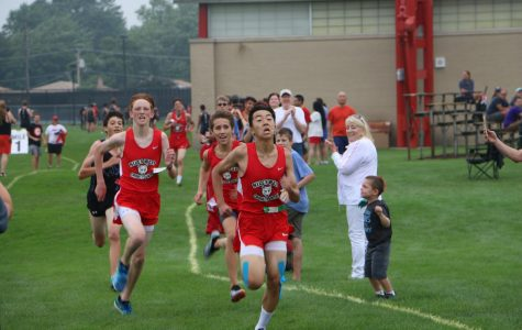 2018 Cross Country Girls and Boys vs. Niles North