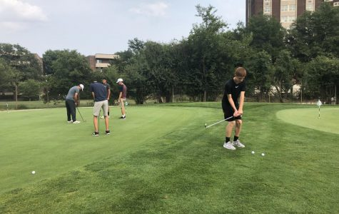 2018 Boys Varsity Golf Preview
