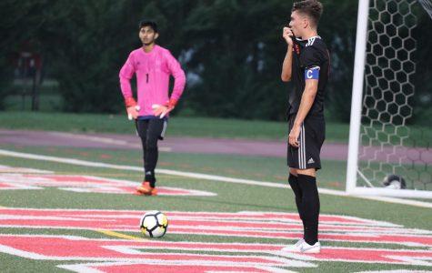 2018 Boys Varsity Soccer Vs. Schaumburg