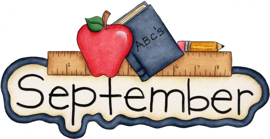 What's Up September?