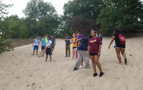 Sun and Sand at the Dunes: APES and AP Biology Field Trip