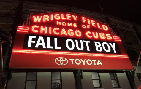 Fall Out Boy Takes it Home to Wrigley Field for Mania Tour