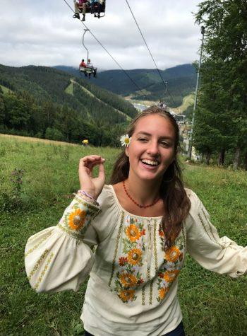 Nina Gillespie: Leader Of The Ukrainian Society
