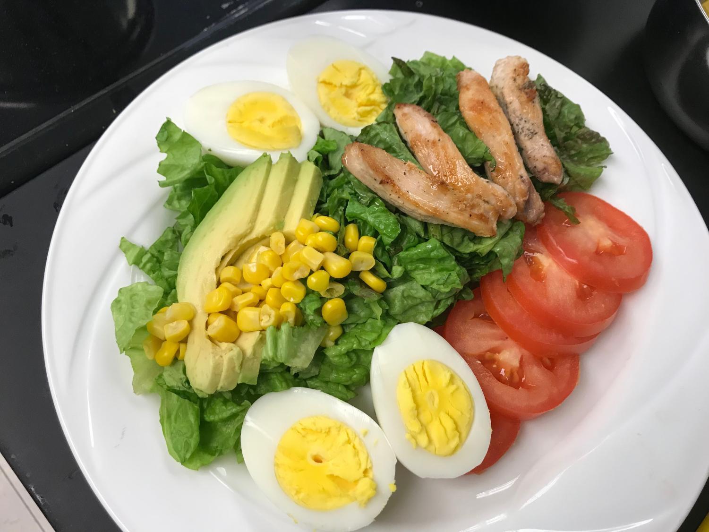 Southwestern+salad