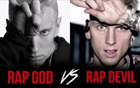 The Rap God vs. The Rap Devil: Feud Between Eminem and MGK Sparks Major Media Controversy