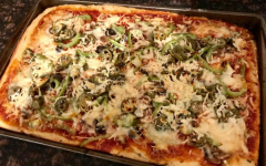 Hungry Like the Wolf: Sicilian Pizza