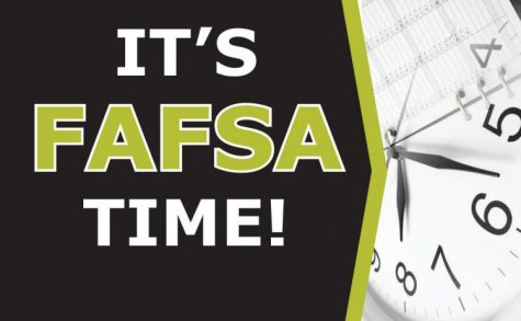 Announcement: FAFSA is Now Open, West to Host Financial Aid Night