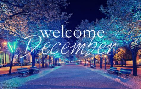 What's Up December?