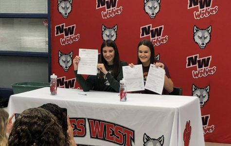 West Athletes Commit on November's Signing Day