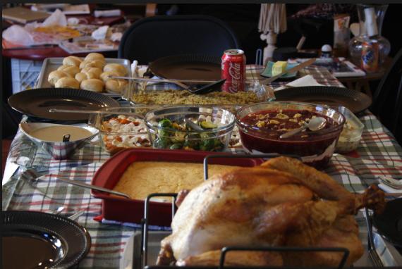 Five Thanksgiving Recipes