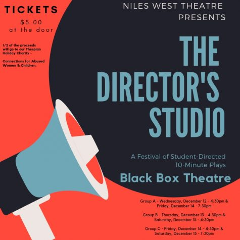 The Director's Studio to Begin Wednesday