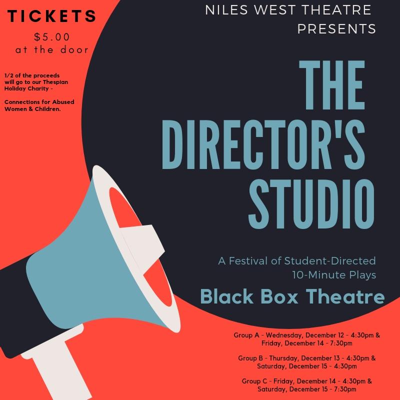 The Director's Studio to Begin Wednesday