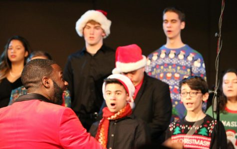 Niles West Holiday Concert 2018