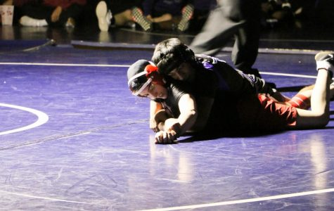 Wrestling vs. Niles North