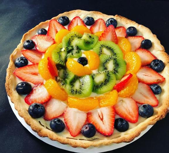 Fruit+Tart