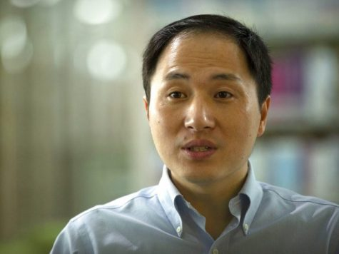 Chinese Scientist Uses CRIPSR to Genetically Edit Babies