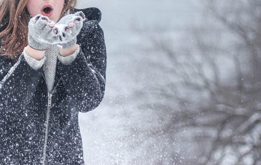 Whimsical Winter Fashion