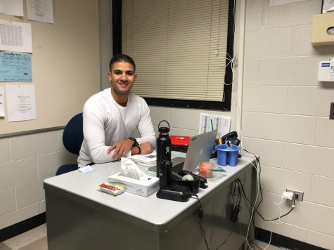 Amir Fakhoury: Once a Falcon, Always a Falcon