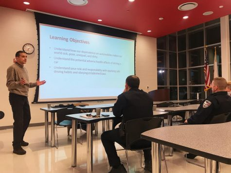 NWPAC Presentation on Community Commuter Safety