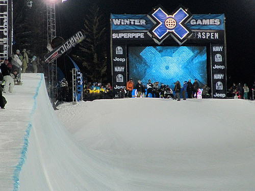 Winter X Games are X-citing