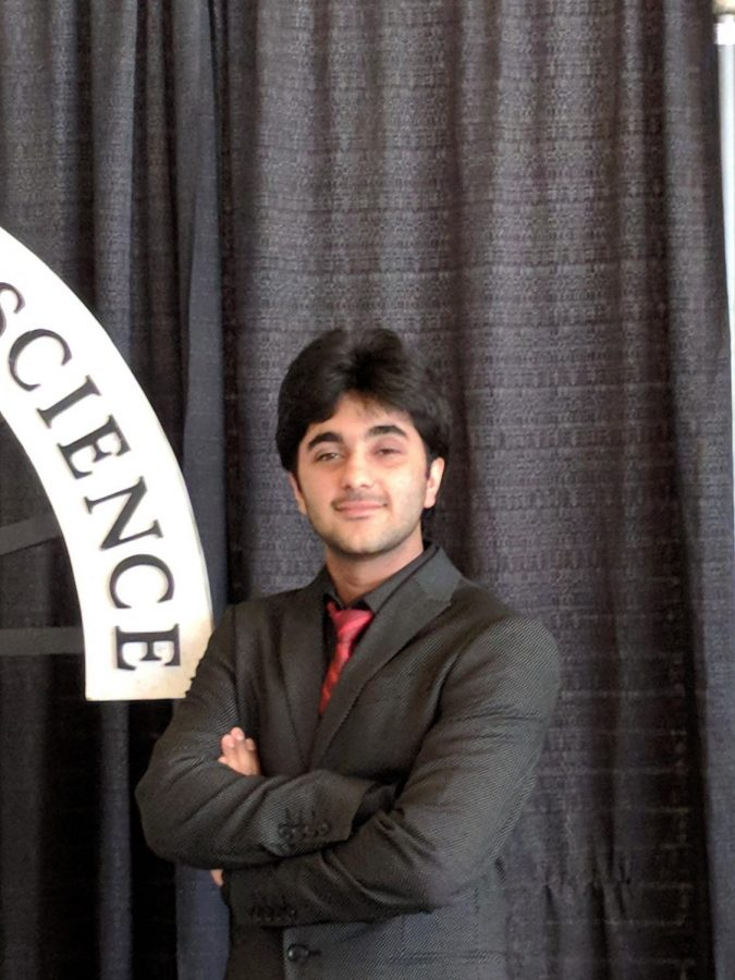 Man of Science: Muhammad Afzal