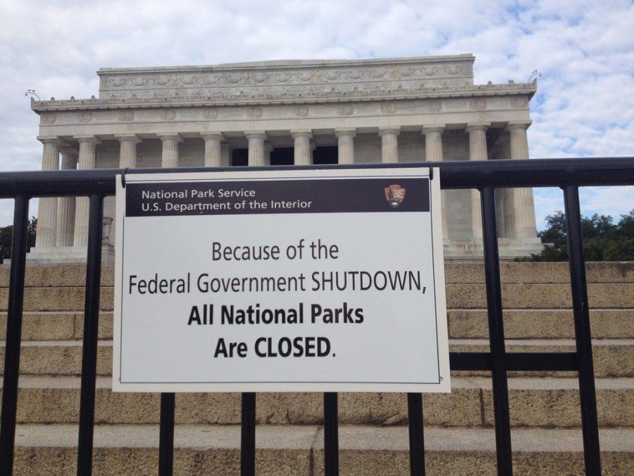 Legislative+Impasse+Leads+to+Government+Shutdown